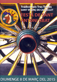 CONFORTTA col·labora amb la festa de Sant Antoni Abat de Sant Vicenç de Castellet