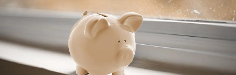 Finestra de PVC Kömmerling, estalvia energia, estalvia diners.