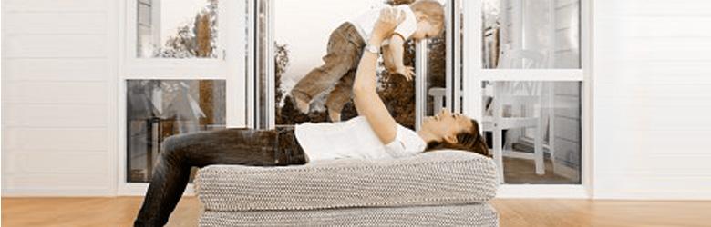 Finestra de PVC Kömmerling, el millor confort per a tu i els teus.